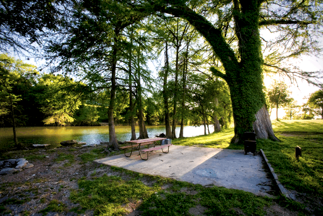By the River Campground