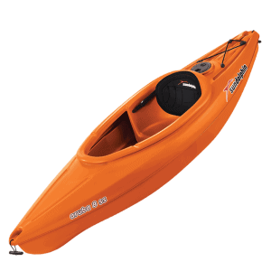 sundolphin orange kayak