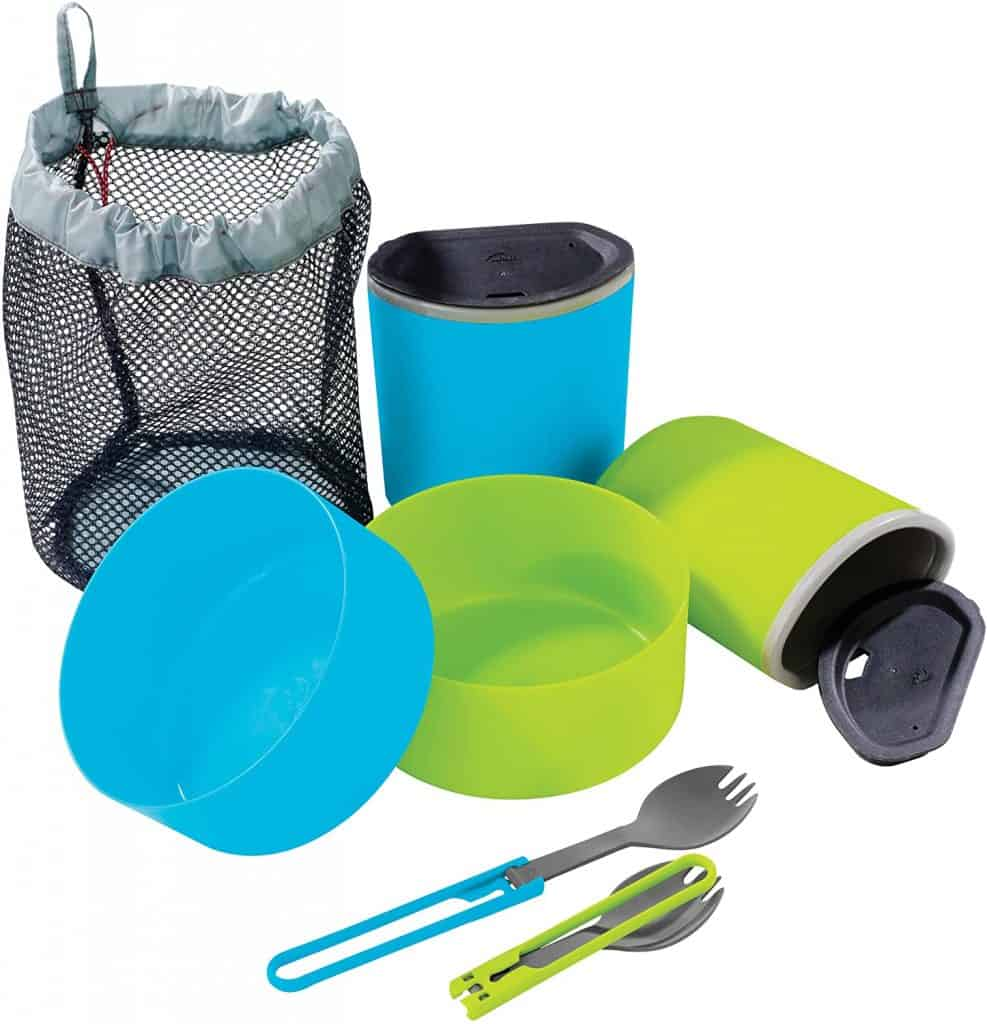MSR Mess Kit Set for 2 person