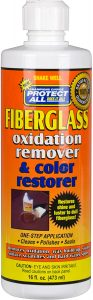 3 Protect All Fiberglass Oxidation Remover and Color Restorer