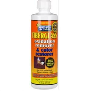 Protect All Fiberglass Oxidation Remover and Color Restorer