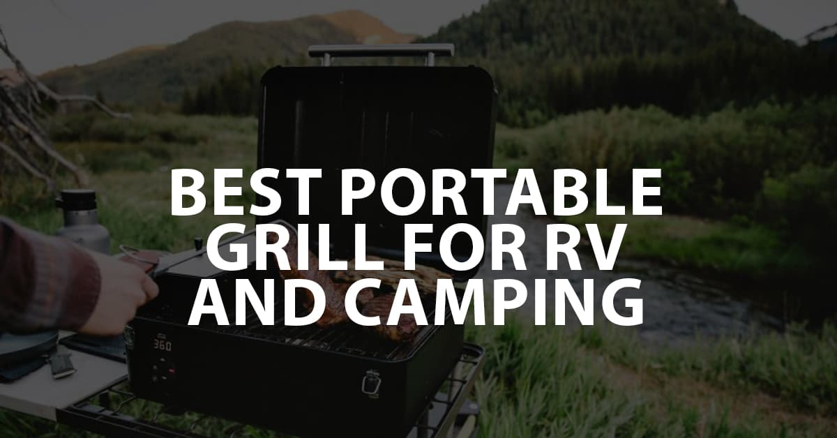 featured image rv portable grull