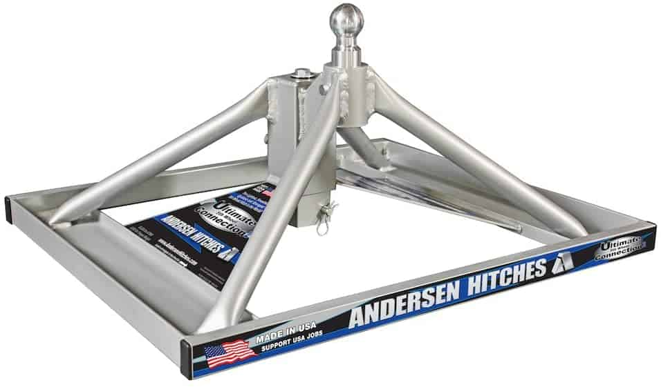 Andersen 3220 Aluminum Ultimate 5th Wheel Connection