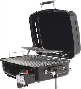10 Flame King RV Or Trailer Mounted BBQ