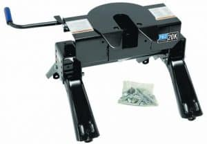 10. Pro Series 20K Fifth Wheel Hitch