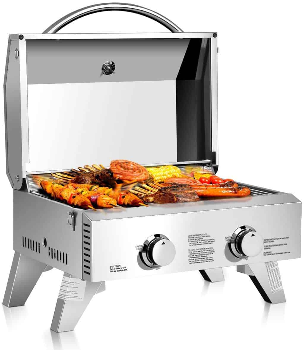Giantex Propane Tabletop Grill