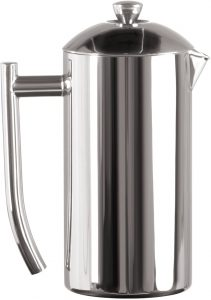 11.Frieling USA Double Wall Stainless Steel 23 oz French Press