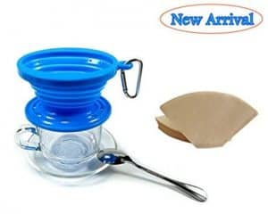 Kuke Silicone Pour-Over Collapsible Coffee Dripper