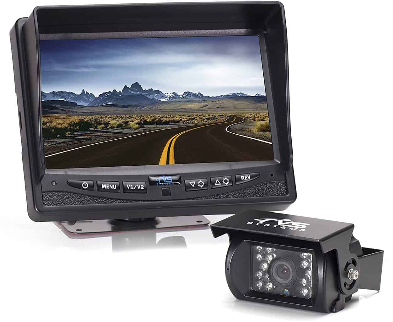 Rear View Safety RVS 770613 Backup Cam