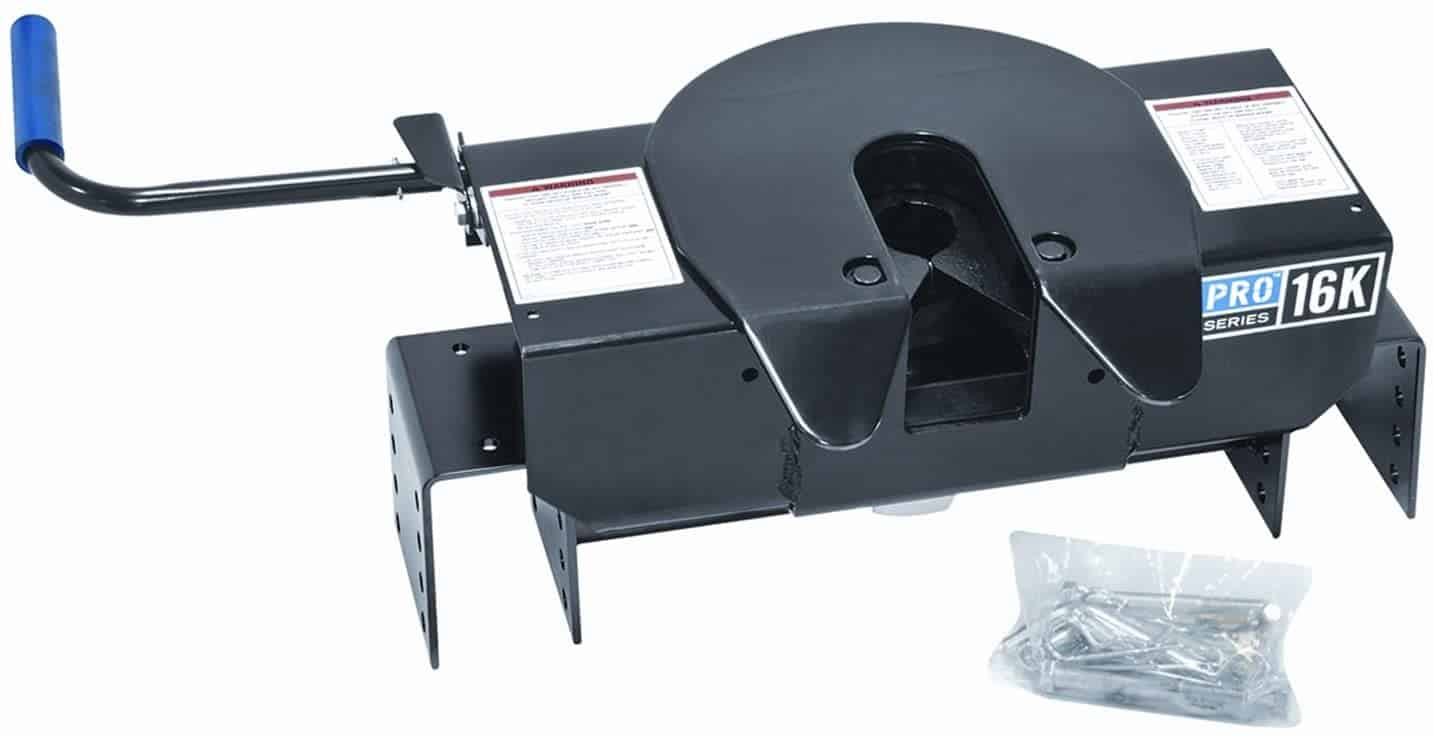 2. Pro-Series 30056 Fifth Wheel Hitch