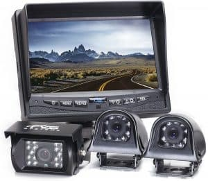 20. Rear View Safety RVs Backup Cam System