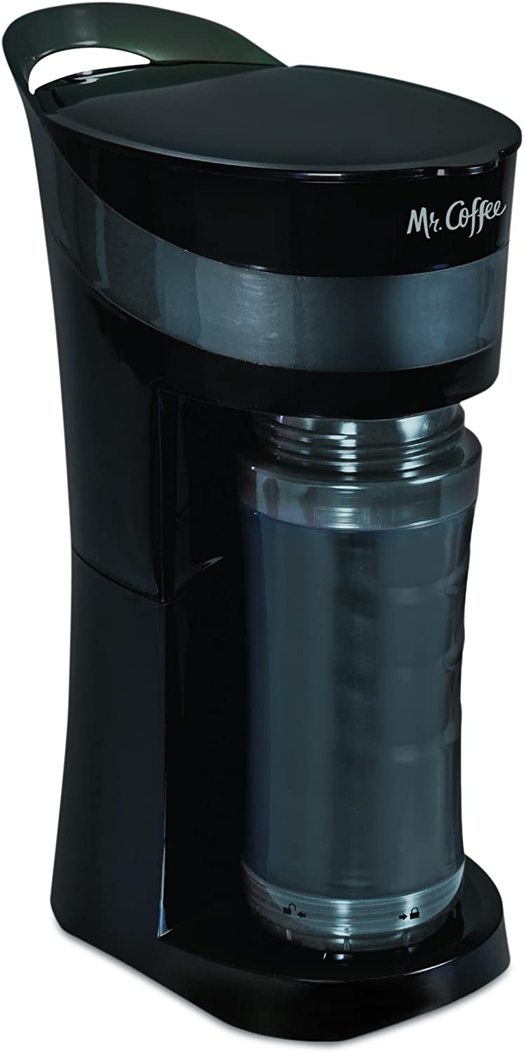 Mr. Coffee Pour and Go Coffee Maker