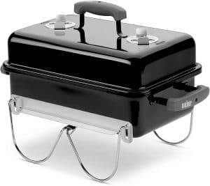 8 Weber Go-Anywhere Charcoal Grill