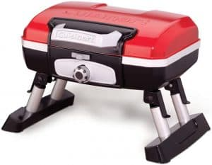 Cuisinart Gourmet Portable Tabletop Gas Grill