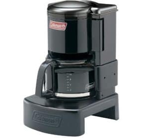 9.Coleman Camping Coffee Maker
