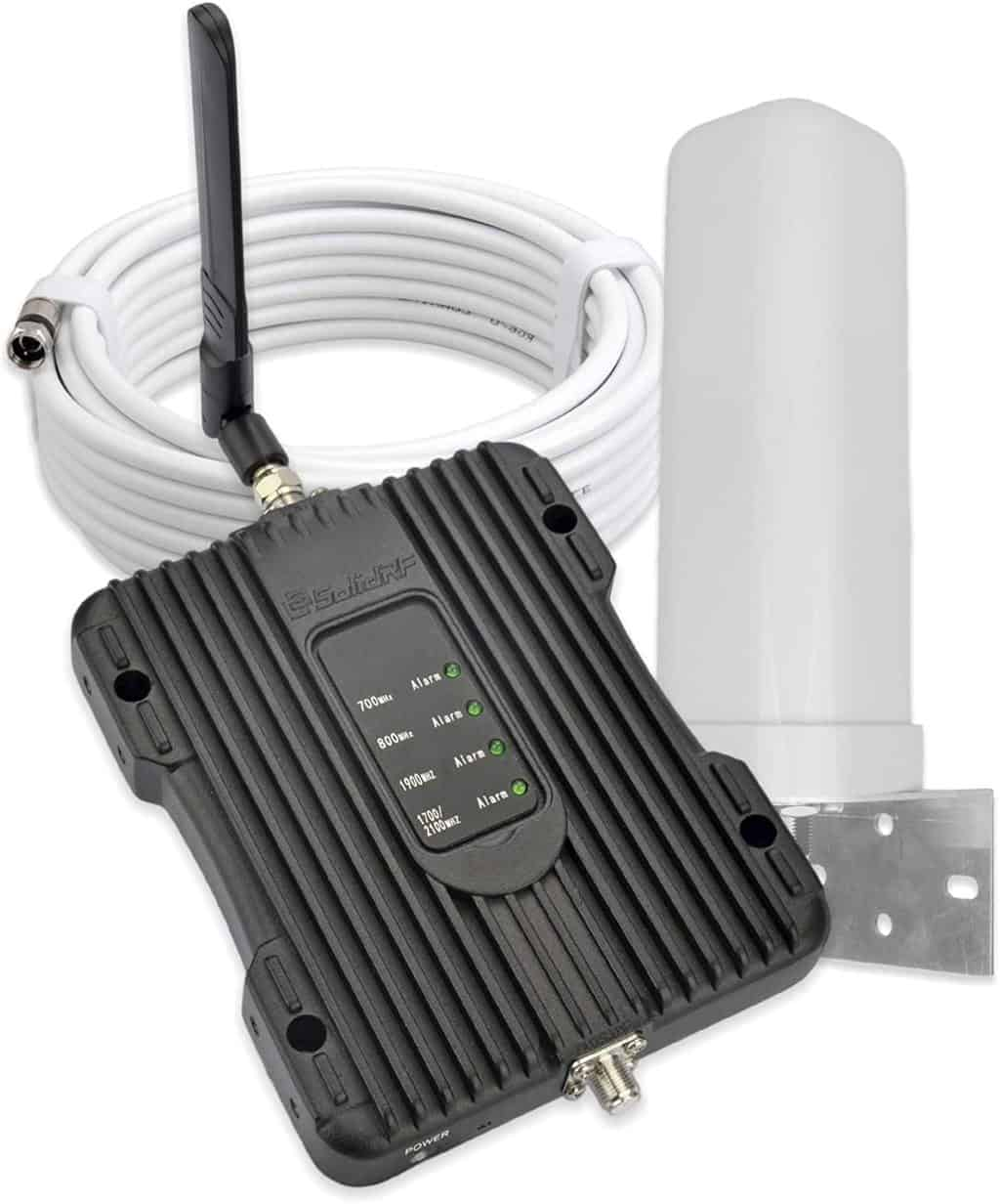 SolidRF 4G Cell Phone Signal Booster