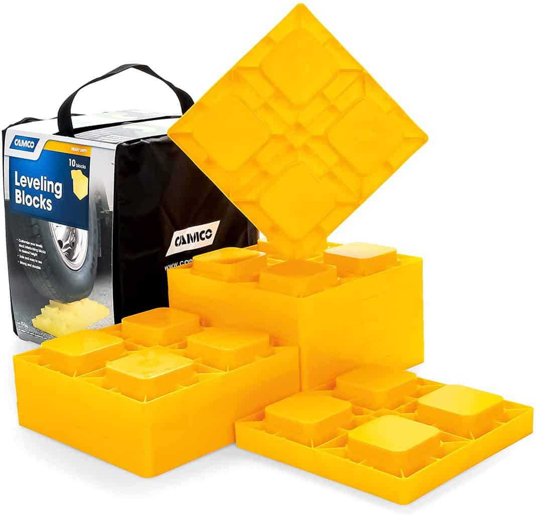 12. Camco 44505 Blocks – 10 pack