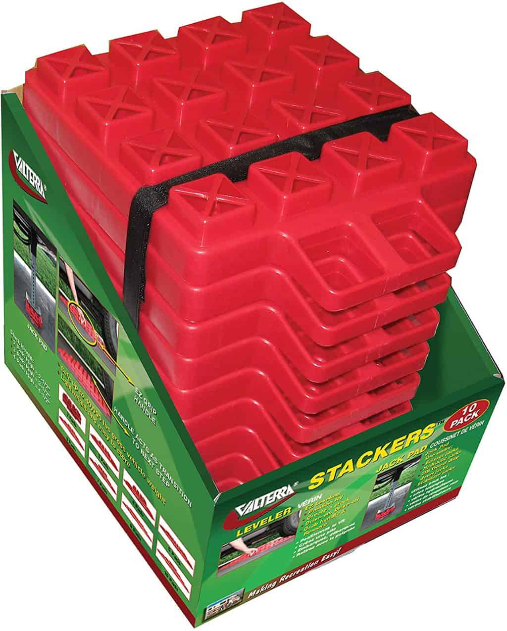 13. Valterra Red A10-0918 Stackers Leveler