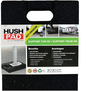 Technoflex TF001-11X14-HP Hush Pad