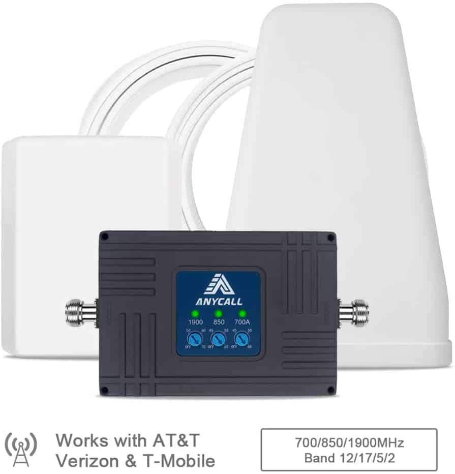 18. ANYCALL A Cell Phone Signal Booster