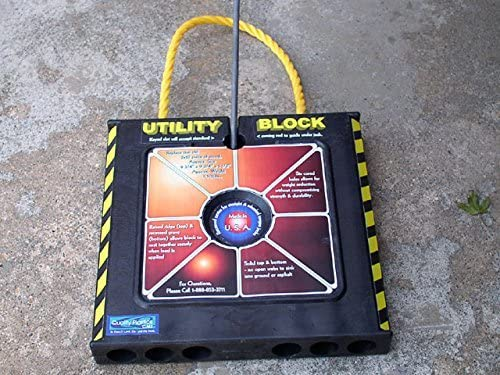 3. Quality Plastics Utility Blocks