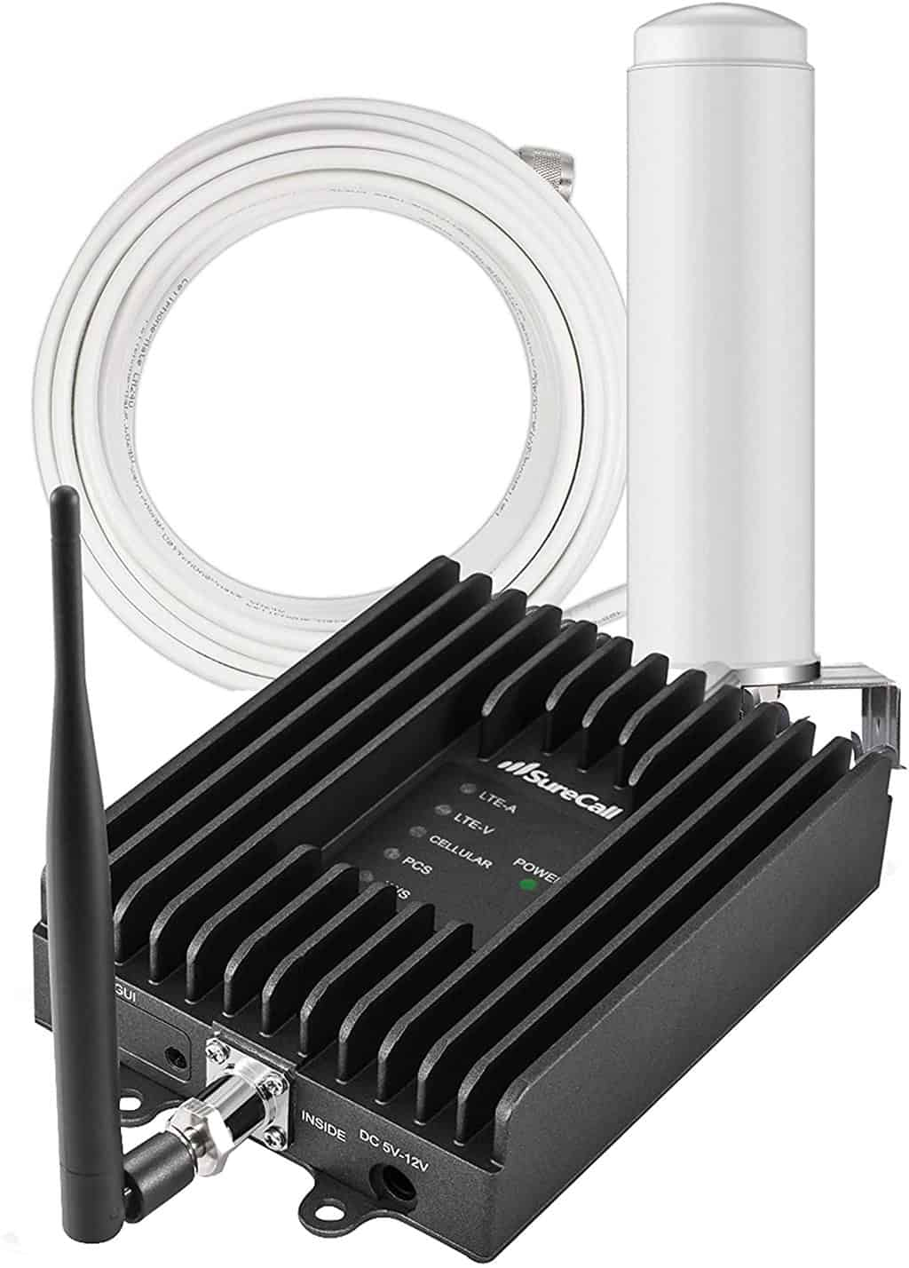 SureCall Fusion2Go 3.0 RV Cell Phone Signal Booster Kit