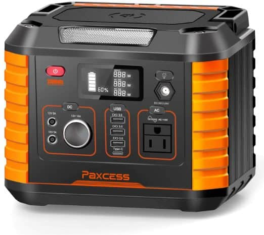 Best PAXCESS Portable Camping Generator