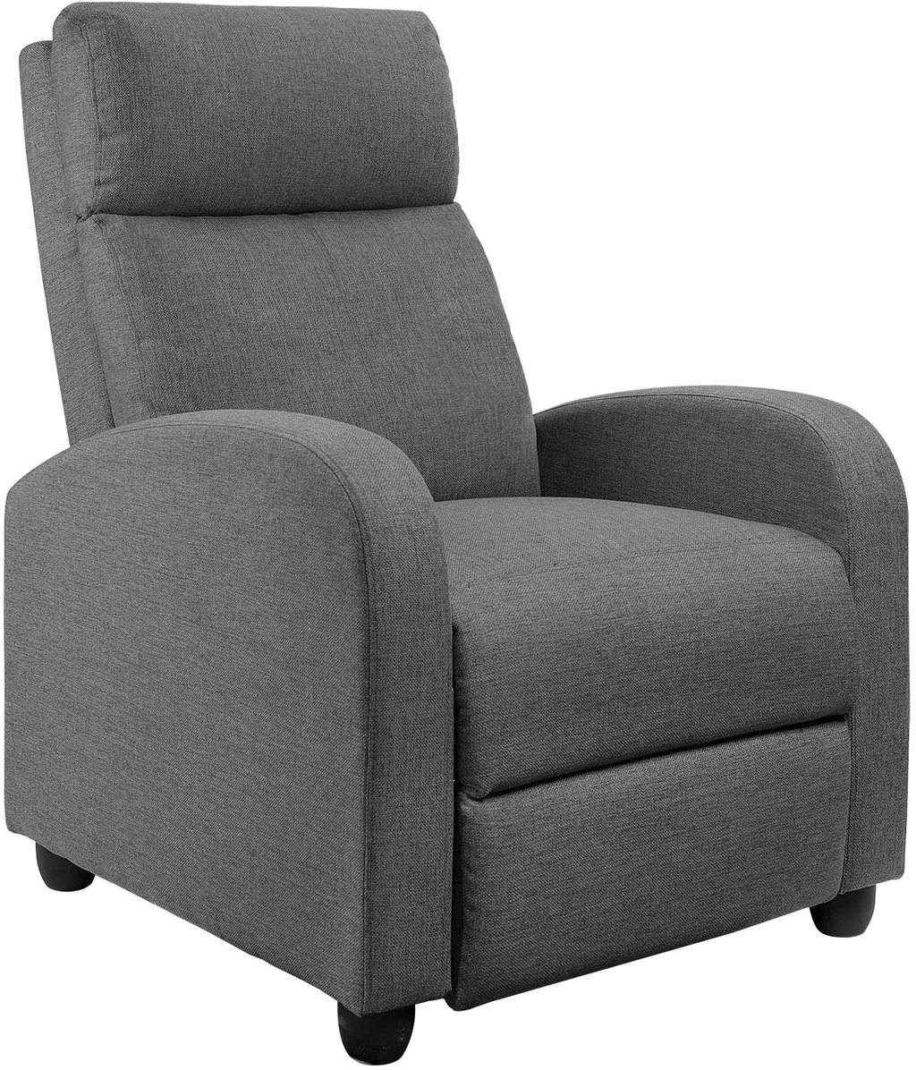 12. JUMMICO Fabric Single Massage Seat