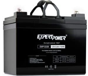 ExpertPower 12v 33ah Deep Cycle Battery