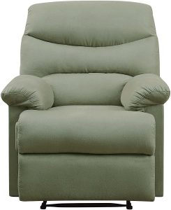 ACME Recliner Chair Sage Microfiber