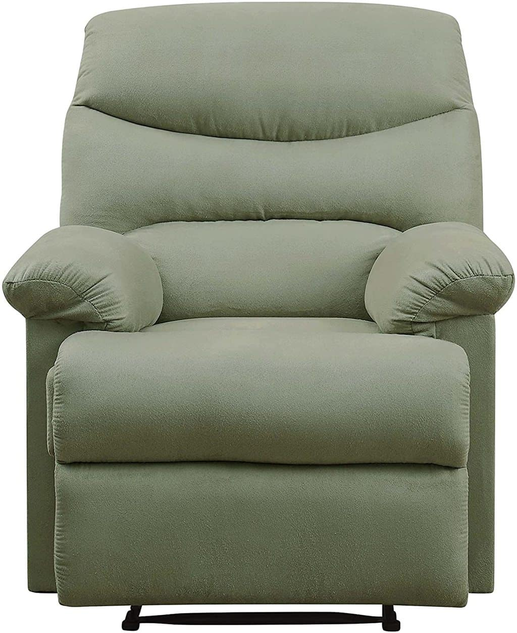 17. ACME Recliner Chair Sage Microfiber