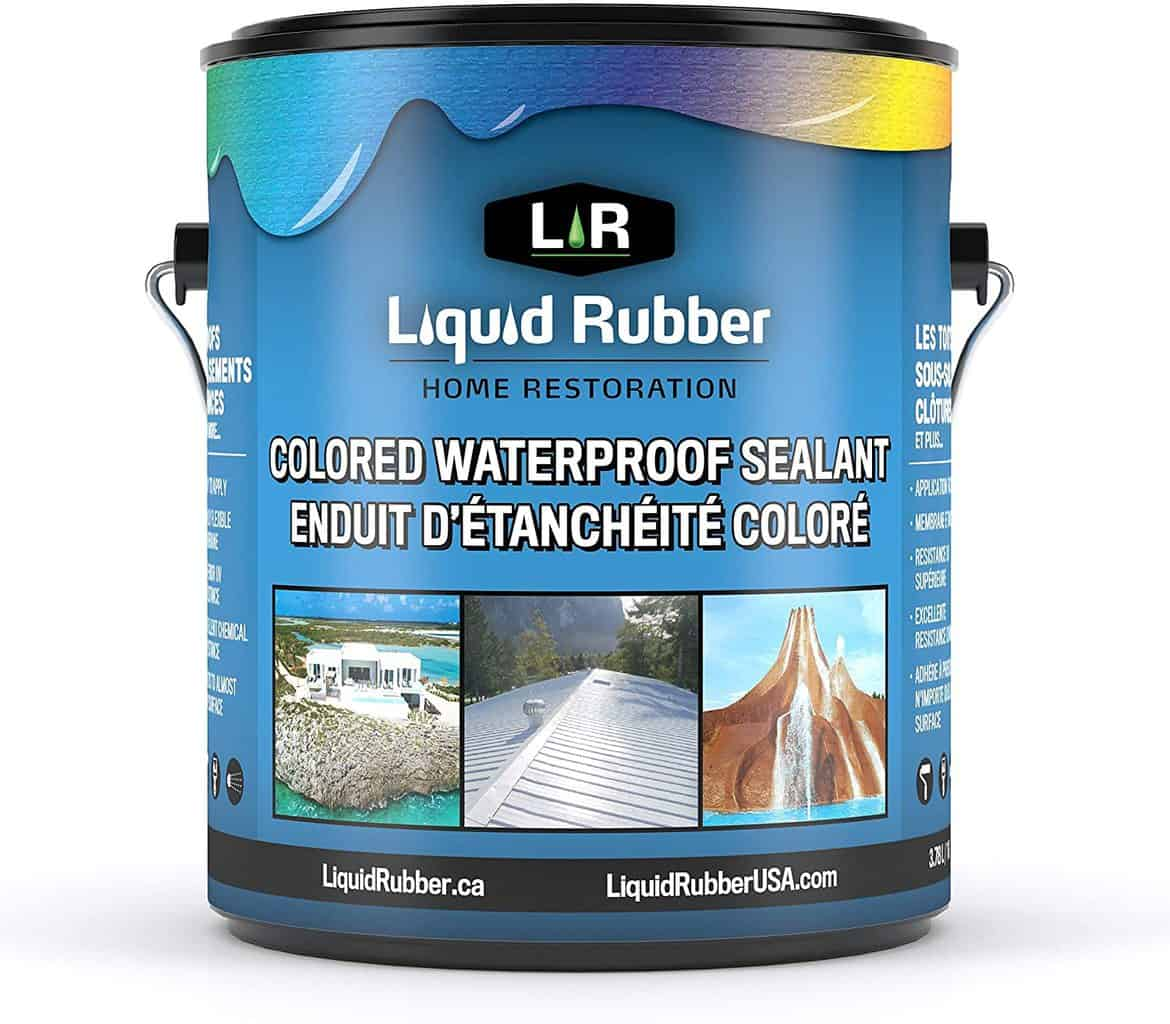 Liquid Rubber 13017 Sealant for Indoor and Outdoor