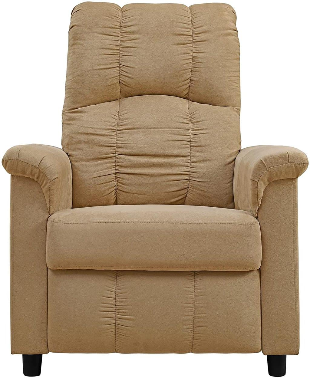 21. Dorel Living Recliner, Slim