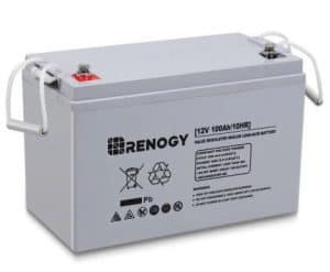 Renogy Deep Cycle Battery 12V 100Ah