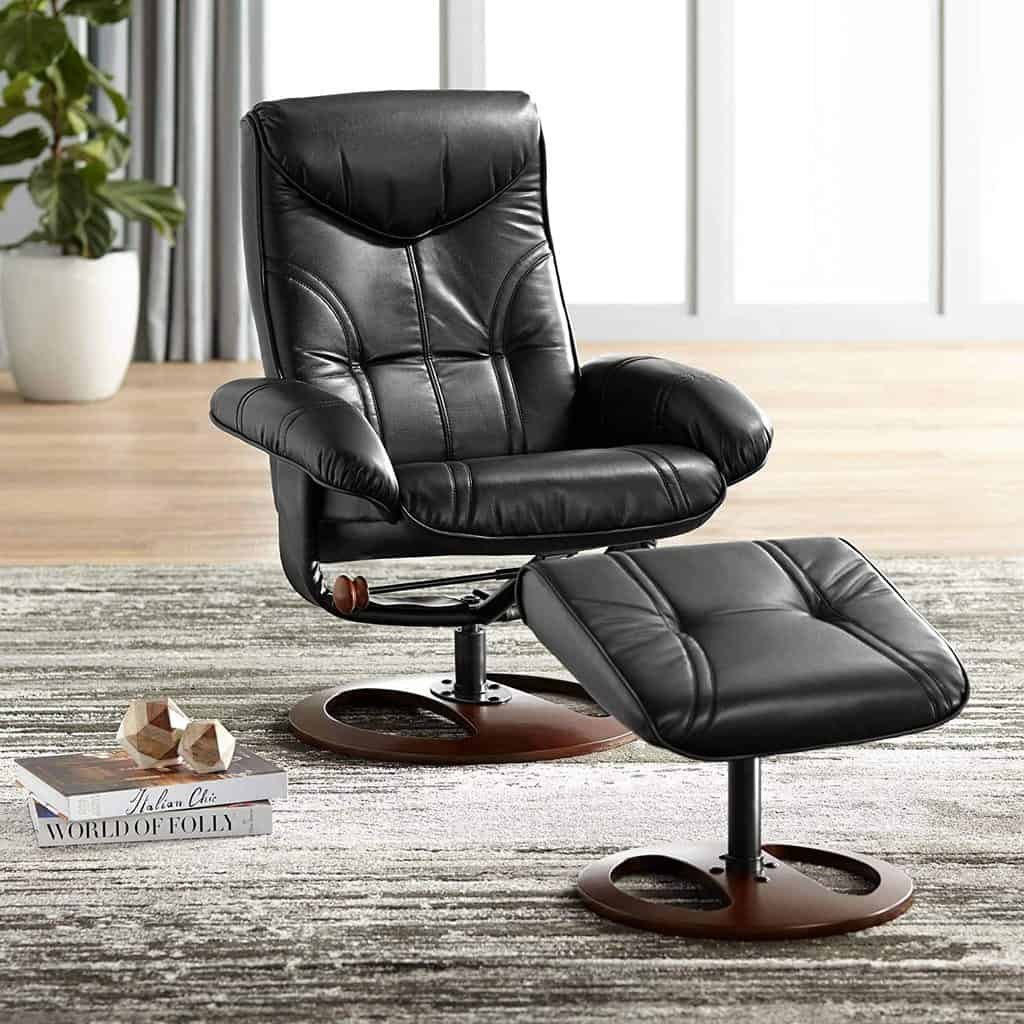 23. BenchMaster Newport Swivel Recliner
