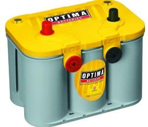 Optima Batteries 8014-045 D3478 YellowTop dual-purpose Battery