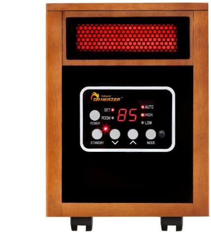 24. Dr. Infrared Portable Space Heater