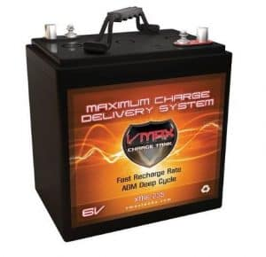 XTR6-235 6V 235AH Deep Cycle, XTREME AGM Battery