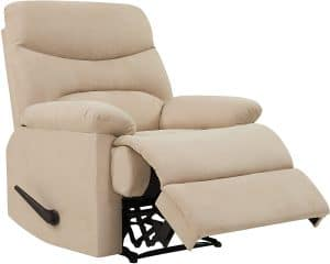 Handy Living ProLounger Wall Hugger RV couch Seat