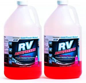 RV ANTIFREEZE CONCENTRATE