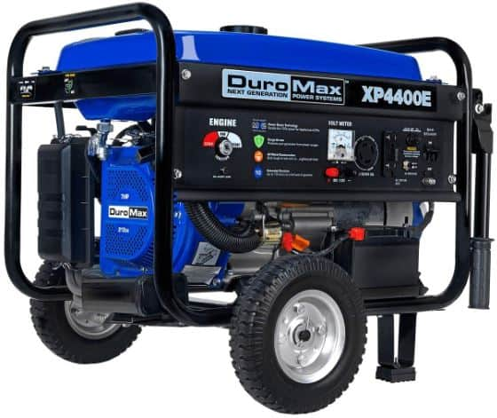 Best DuroMax XP4400E Powered Portable Generator