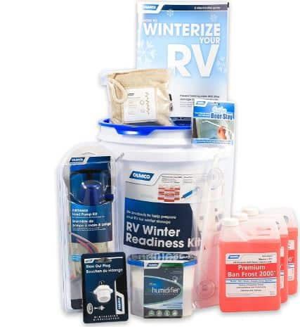 6. CAMCO 36190 RV WINTER READINESS KIT