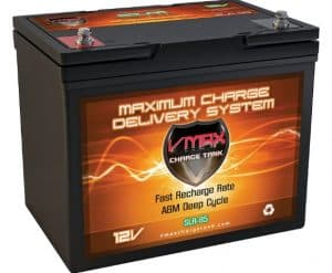VMAXTANKS SLR85 12V Battery