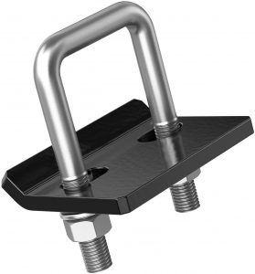 LIBBERRWAY 304 Stainless Steel Best Anti Rattle Hitch Device