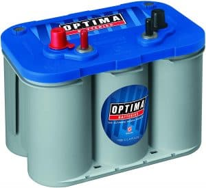 Optima Starting & Deep Cycle Marine Battery