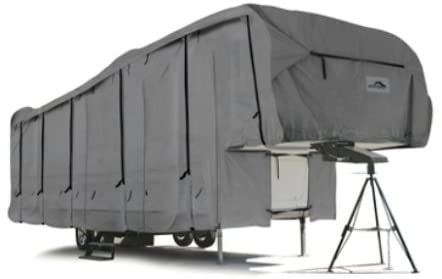 Camco 45752 ULTRAGuard Fifth Wheel RV Cover