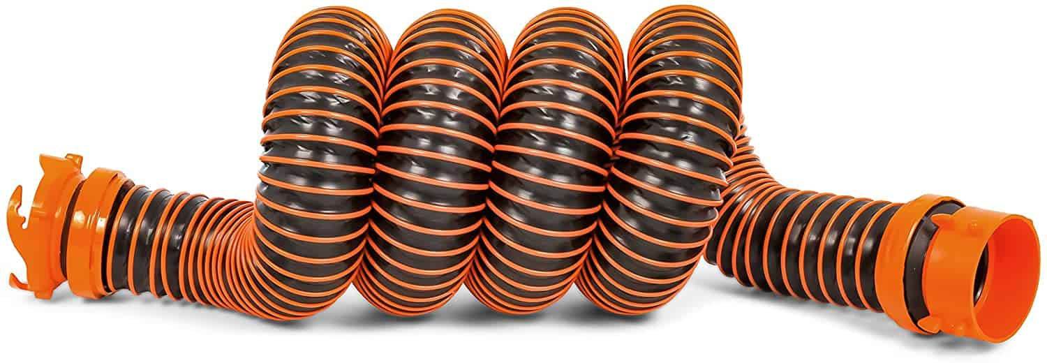 Camco 39863 RhinoEXTREME 10' Sewer Hose Extension Kit