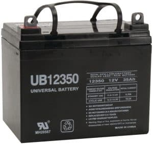 Universal Power Group Sealed Lead Acid Battery