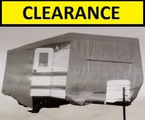 Sweetwater 20-22TRAVEL Trailer Cover