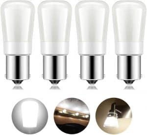 Kohree Auto-RV Led Replacement Bulbs, 12V 1156 Vanity Bulbs